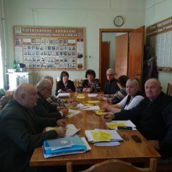 Встреча с ветеранами Тверской области