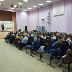 Лекция о здоровье в Тверском технологическом колледже
