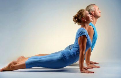 Хатха-йога для взрослых
