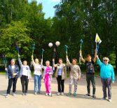 Отчёт по проекту «Активному долголетию — ДА!» за май