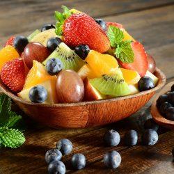 Как правильно употреблять фрукты?