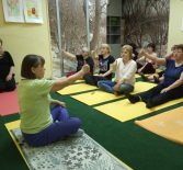 Начинаются занятия по глазной гимнастике «Отличное зрение»