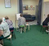 Запись в группы живописи для пенсионеров