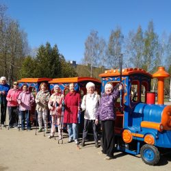 Проект «Подари здоровье пенсионерам Твери» на платформе «Планета»